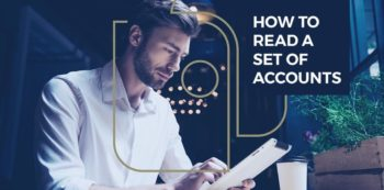How to read and understand a set of accounts